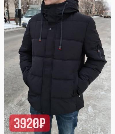 Мужской пуховик от NEKABLUK KHV