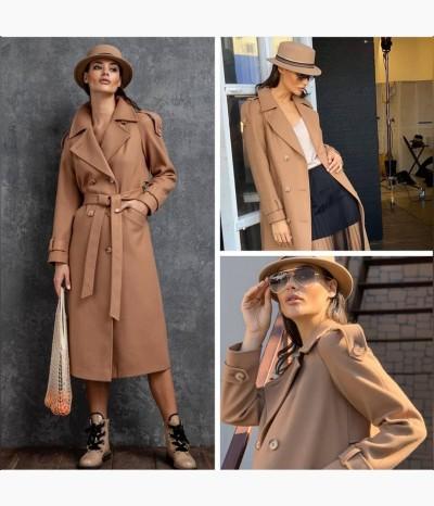 Пальто коллекция Осень 2020