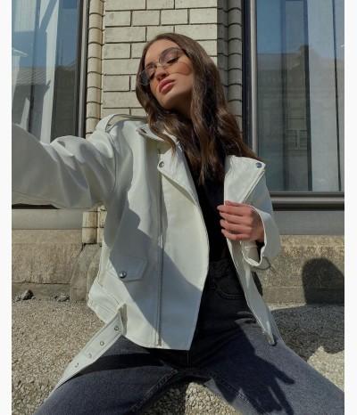 Куртка эко кожа от БАРХАТ