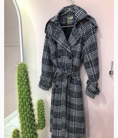 Стильное пальто от PUDRA.KHV