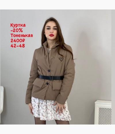Куртка на весну от YOKSHOP_KHV