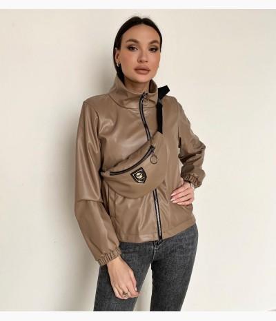 Куртка с сумочкой от ZERKALO