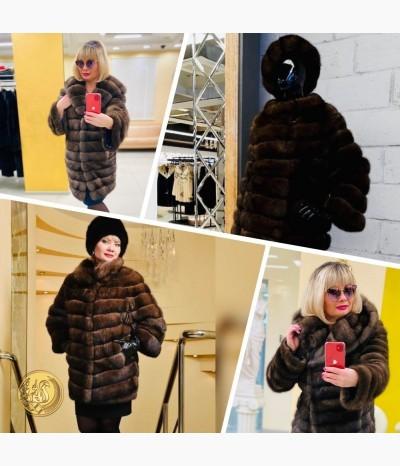Все пальто из соболя в два раза дешевле